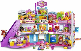Pinypon Super Centre Commercial With Light And Sound 1 2 Children Pet - $302.39