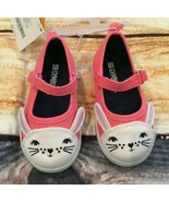 Gymboree 6 7 Bunny Shoes Ears Toddler Girl NWT Wildflower Weekend Outlet... - $15.99