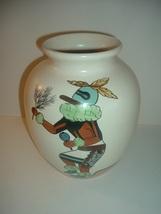 M Peters 1980 Pottery Vase Planter Big - $59.99