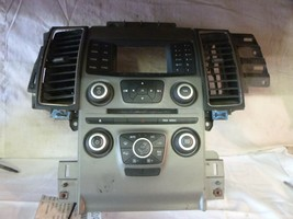 14 15 16 17  Ford Taurus Radio Face Plate Climate Control  EG1T-18A802-BA SE06 - $55.44
