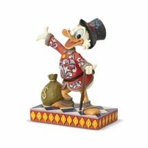 Walt Disney Uncle Scrooge Duck Tales Figurine Disney Traditions NEW BOXED - $45.46