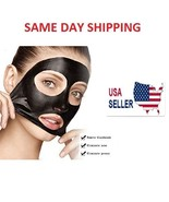 Purifying Black Peel-off Mask Facial Cleansing Blackhead Remover Charcoa... - $6.95
