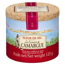 Fleur de Sel de Camargue Sea Salt 2 x 125g Canada - $59.99