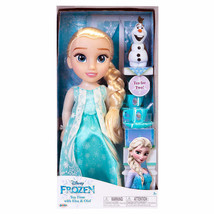 Frozen Tea Time with Queen Elsa and Olaf - Disney Doll Princess - $34.64