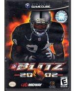 NFL Blitz 2002 - Nintendo Gamecube - $12.00