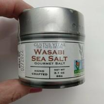 Wasabi Sea Salt Gourmet 3.1 Oz Best By February 2022 - $8.42