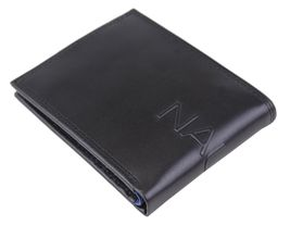 Nautica Men's Genuine Leather Credit Card Billfold Coin Rfid Wallet 31NU130015 image 6