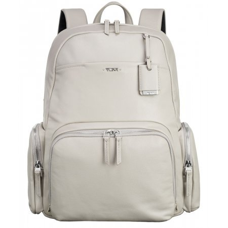af626dc4ed44 Tumi Voyageur Grey Calais Leather Backpack and 50 similar items