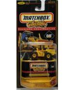MATCHBOX Collectibles Premiere Construction Integrated Tool Carrier CAT 1988 - $30.00