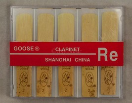 Clarinet Reeds Strength #2, 10 Pieces Per Box New High Quality Free Ship... - $11.99