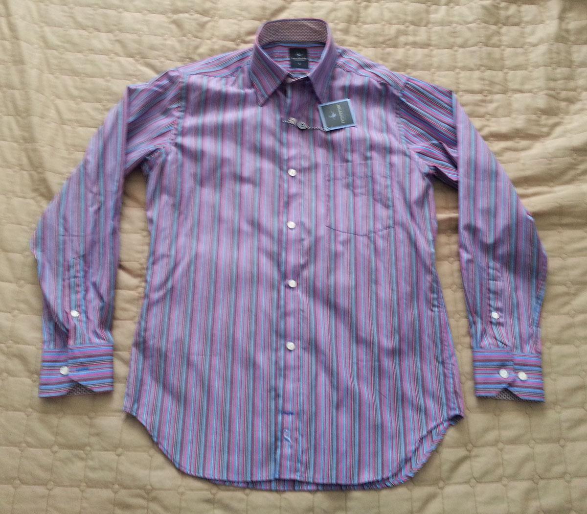 Tailorbyrd men size S dress shirt - $44.22