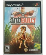 The Ant Bully PS2 Game 2005 Midway No Manual Playstation 2 - $4.99