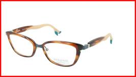 Face A Face Eyeglasses Frame BOCCA STAR 1 Col. 9470 Acetate Blue Grey Brown Horn - $316.62