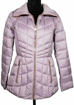 Bernardo Women's - Zip Puffer Jacket - Lavender with Rose Gold Hardware ... - $49.99