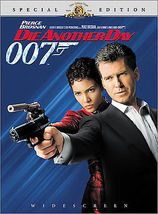 Die Another Day 007 James Bond DVD