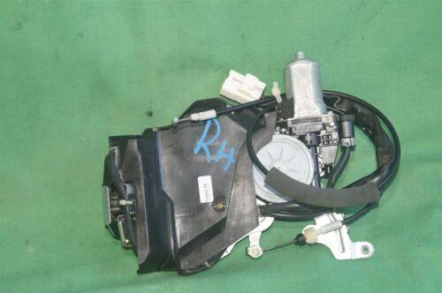 04-10 Toyota Sienna Rear Power Sliding Door Lock Latch Passenger Right Side RH