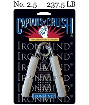 IronMind - Captains of Crush CoC Hand Grippers - No. 2.5 - 237.5 lb - BEST VALUE - $25.95