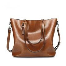 YBYT Women Synthetic Leather Top Satchel Shoulder Handbag Purse Tote Bag - $41.99