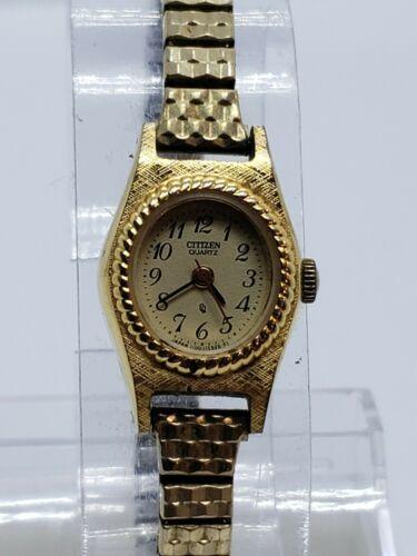 VINTAGE Citizen brand LADIES Watch QUARTZ NEEDS BATTERY 3070994