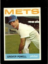 1964 TOPPS #113 GROVER POWELL EXMT (RC) METS  - $5.00