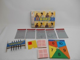 Old Vtg 1972 MILTON BRADLEY INWORD PARTY WORD GAME #4205 Board Game COMP... - $19.79