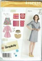 Simplicity Sewing Pattern 2246 Lisette Dress Traveler Size 14-22 - $8.99