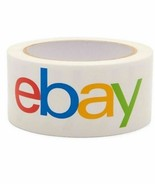eBay Tape Brand Packing Packaging Shipping BOPP 75 Yards 2Mil Thickness ... - $1.99
