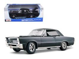 1965 Pontiac GTO Hurst 1:18 Diecast Model Car by Maisto - $55.46