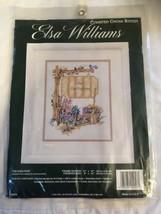 """The Sign Post"" Elsa Williams Counted Cross Stitch Kit 8"" X 10"" #02056 NIP - $10.88"