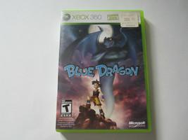 Blue Dragon Xbox 360 Missing Manual FREE SHIPPING (Microsoft, 2007) - $12.99
