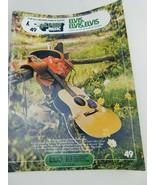 EZ-PLAY # 49 LETTER-IN-NOTE ELVIS, ELVIS, ELVIS Presley Rock Sheet Music... - $11.87