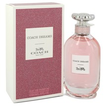 Coach Dreams Gift Set -- 3 oz Eau De Parfum Spray + 3.3 oz Body Lotion - $99.00