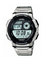 Casio AE1000WD-1AV, Digital Watch, Chronograph, 5 Alarms, 10 Year Battery - $34.25