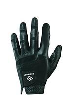 Bionic GGNBCMLL Men's StableGrip with Natural Fit Black Golf Glove, Left Hand, C - $34.52