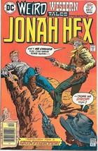 Weird Western Tales Comic Book #37 DC Comics 1976 FINE+ - $13.08