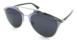 Christian Dior Sunglasses Dior Reflected TK1IR 55-21-140 Light Blue Grey / Grey - $235.20