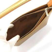 LOUIS VUITTON Fowler Monogram Mat Umbre M55147 Shoulder Bag France Authentic image 9