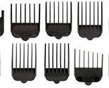 Wahl Pet Hair Clipper Attachment Guide Comb Set for Standard Adjustable Blades #