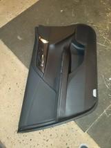 14 15 Honda Accord Front Left Driver Door Panel Trim 83550-T2F-c730m1Black OEM - $130.00