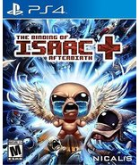The Binding of Isaac: Afterbirth+ - PlayStation 4 [video game] - $37.35