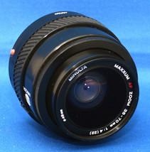 Minolta MAXXUM AF 35-70mm AUTO ZOOM f/4 MACRO Lens SLR DSLR Camera SONY ... - $31.50