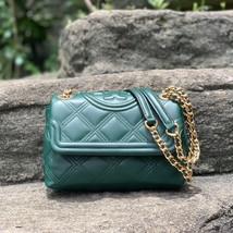 Tory Burch Fleming Soft Small Convertible Shoulder Bag - $406.00