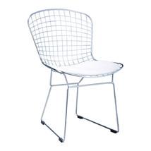 Fine Mod Imports Wire Side Chair, Black - $125.00