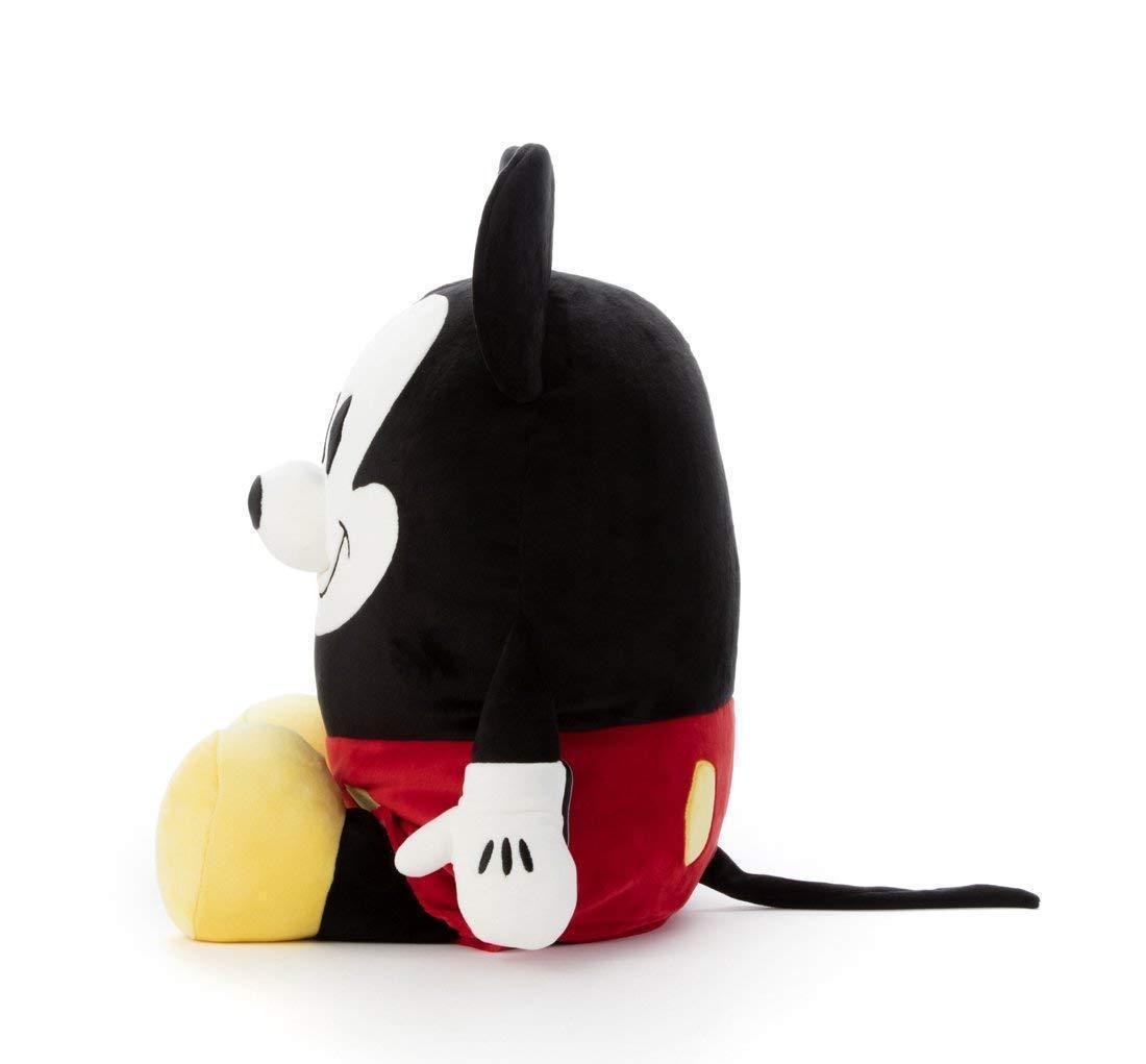 Disney Mocchi-Mocchi - Plush Doll L Mickey Mouse Sitting Height 60 cm