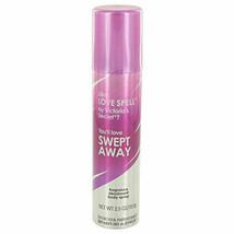 (1) Designer Imposters Swept Away by Parfums De Coeur Body Spray 2.5oz f... - $22.76