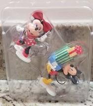 DISNEY HALLMARK Keepsake Ornament DASHING THROUGH THE MALL Mickey 2007 NWT - $16.71