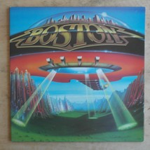 Boston Don't Look Back 1978 Vinyl LP Epic Recor... - $32.86
