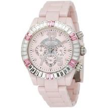 Paris Hilton Pink Wrist Watch Swarovski - $299.00