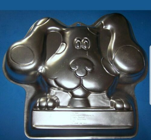 Primary image for 2003 Blues Clues Puppy Wilton Cake Pan Part # 2105-3064