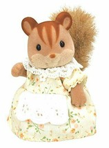 Mother of Sylvanian Families doll walnut walnut squirrel squirrel family - $13.15